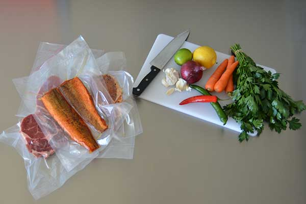 Vacuum Sealing Bags (Commercial)