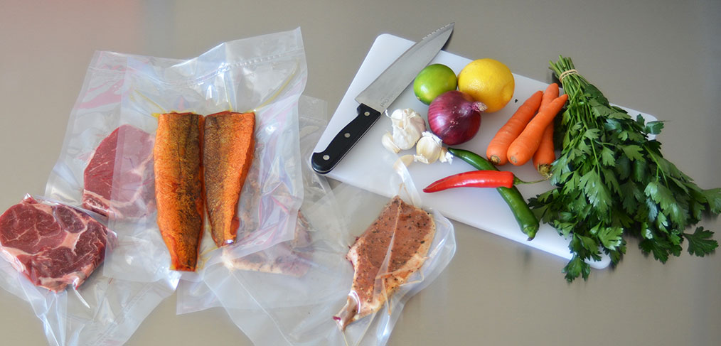 3 Ways a Vacuum Sealer can help you eat more Healthily