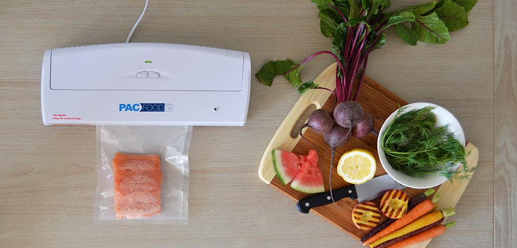 Portable Food Vacuum Sealer