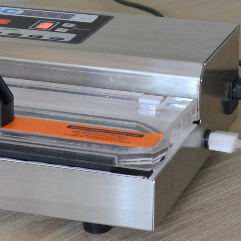 porseme vacuum sealers how to use